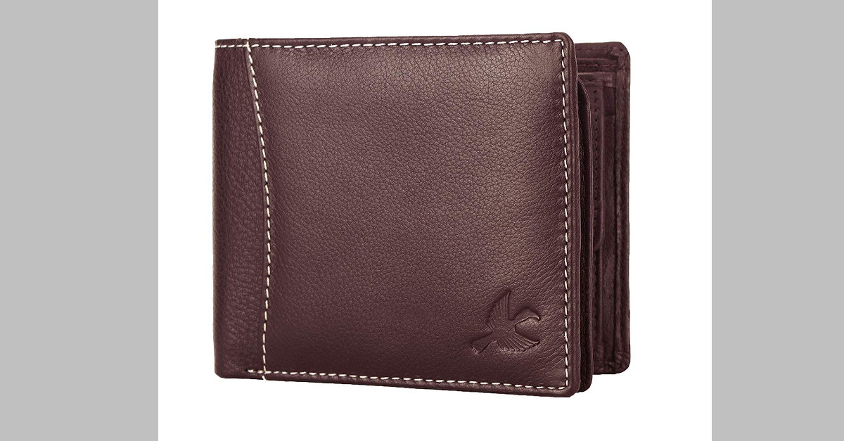 Hornbull Brown Men's Wallet Reviews on Amazon India 2020