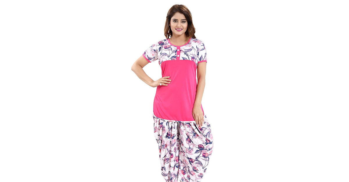 Top 3 best night suits for girls india 2020